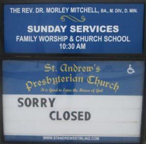 January closed